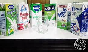 philippine milk madness the best tasting supermarket fresh milk