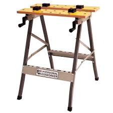 folding work table home depot professional woodworker foldable workbench 51834 the home depot