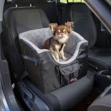 petit siege auto siège confort de voiture et lit gris pour petit chien accessoires