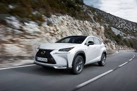 lexus nx300h uk lexus nx200t 2015 review by car magazine