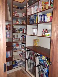 freestanding pantry cabinet for kitchen modern walk in pantry