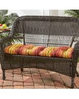 Patio Bench Cushion by Don U0027t Miss These Deals On Striped Patio Cushions