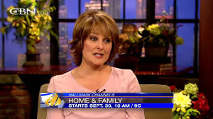cristina ferrare on home and family