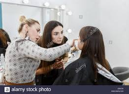 become makeup artist professional makeup student girl to become