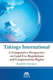 takings international a comparative perspective on land use