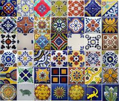 talavera tile design ideas mexican tile designs for house