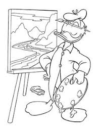 donald duck nephews duck tales coloring pages coloring