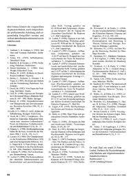 Dr Mann Bad Sobernheim 2februar ärztezeitschrift Für Naturheilverfahren 94 Zän Kongreß