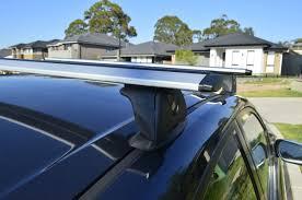 nissan juke roof bars alloy roof rack cross bar u0026 fitting kit for holden astra ah 2004