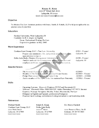 resume template purdue purdue online writing lab business