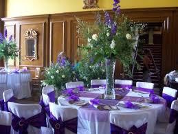 Wedding Table Set Up Purple Wedding Table Setting U2013 Luxury Room Decor