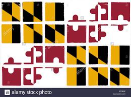 Calvert County Flag Maryland Flag Stock Photos U0026 Maryland Flag Stock Images Alamy