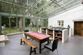Galley Kitchen Extension Ideas Orangery Glass Roof Tags Kitchen Glass Roof Design And Ideas