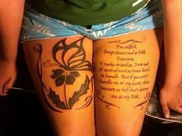 30 thigh tattoos for 2017 collection