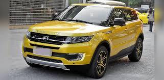 kereta range rover 10 kereta ciplak terbaik dari china careta