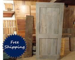 mid bar brace circle sawn barn door room divider made to order