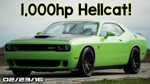 dodge hellcat specs 1 032 hp hennessey dodge challenger hellcat 2017 ford mustang