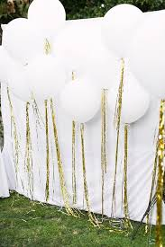 large white balloons beautiful white balloon display for an all white birthday party