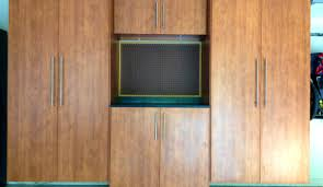Wooden Garage Storage Cabinets Plans by Cabinet Build Garage Cabinets Celebrate Wood Garage Storage