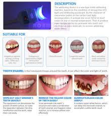 led light for teeth china home use teeth care teeth whitening machine cold light led