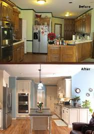 Small Kitchen Before And After by 75 Kitchen Design And Remodelling Ideas Before And After Ideas