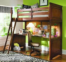 Pull Out Bunk Bed by Rounded Stool White Curtain Shutter Window Full Loft Bed With Desk