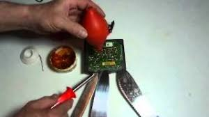 de soldering thermo top pcb wmv youtube
