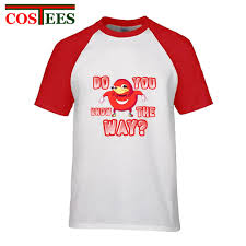 Internet Meme Shirts - cute internet meme funny t shirts men do you kno de wae kawaii