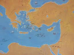 Turkey Greece Map by Cascoly Travel Turkey Bodrum