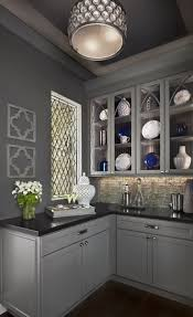 Gray Kitchens 180 Best Shades Of Gray Images On Pinterest Cabinet Doors