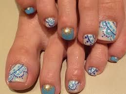 best 25 blue toes ideas on pinterest blue pedicure glitter toe