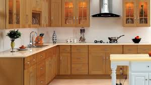 l shaped kitchens ideas bamboo accented modern island with exposed