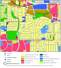 Wisconsin Assembly District Map by Madison Neighborhood Profile University Hill Farms Neighborhood