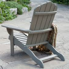 weather resistant eco friendly eucalyptus wood adirondack chair in