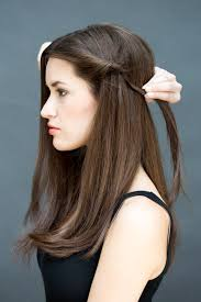 girl hair 10 easy hairstyles you can do in 10 seconds diy hairstyles
