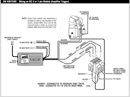 delco remy hei distributor wiring diagram with schematic 28585 in