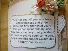 greetings for 50th wedding anniversary happy 50th wedding anniversary greeting card postcard 50th