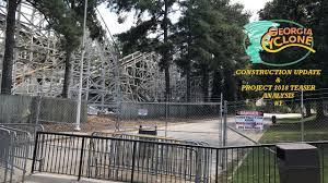 Hotels Near Six Flags Over Georgia Six Flags Over Georgia Construction Update And Project 2018