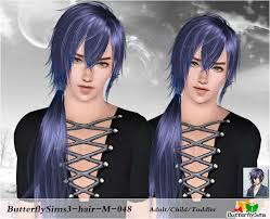 sims 3 hair custom content ideas about sims 3 male hairstyles cute hairstyles for girls