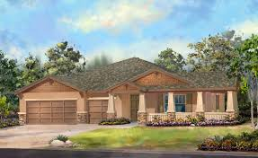 Southwestern Home Designs by Ranch Style Home Design 3 Bedroom Craftsman Ranch Home Plan