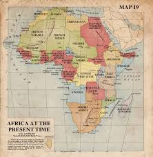 Africa Colonial Map by Africa 1940 By Edthomasten On Deviantart