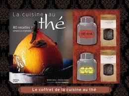 cuisine au thé michele carles christine dattner la cuisine au thé livres