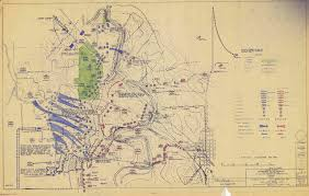 Battle Of New Orleans Map by December 1862 Stones River Campaign Map American Civil War Tennessee