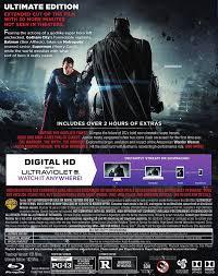 amazon com batman v superman dawn of justice ultimate edition