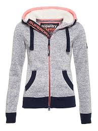 high quality women clothing online superdry storm zip hoodie