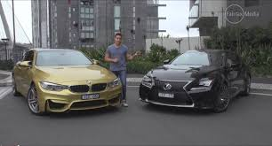 compare lexus vs bmw lexus rc f finally tops m4 in latest comparo vid clublexus