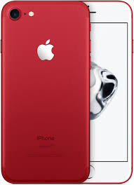 apple launches red iphone 7 the verge