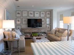 Beach House Rugs Rectangular Blue White Stripes Love Seats Beach House Interior