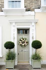 sophisticated front door planter ideas contemporary best