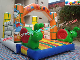 Backyard Inflatables House Kids Commercial Bouncy Jumping Castles For Outdoor And